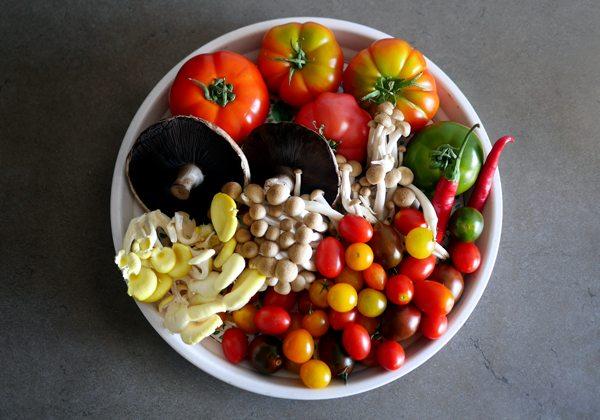 ירקות משוק הנמל