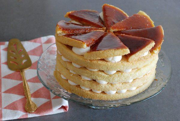 עוגת דובוש