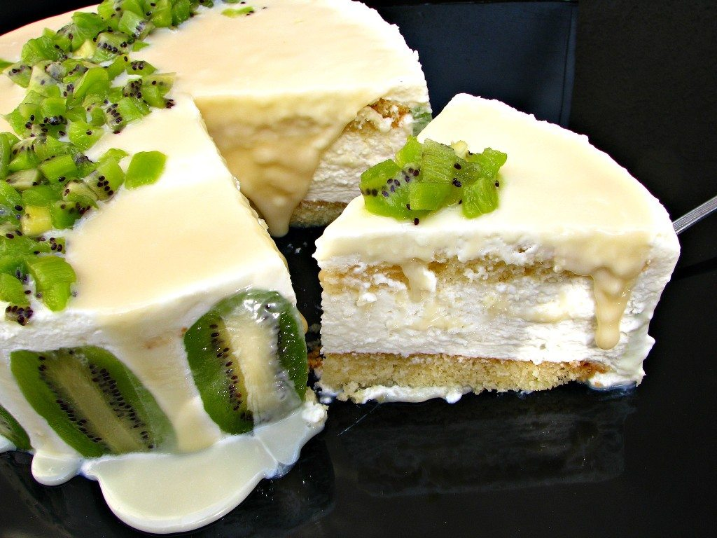 יהודית אביב - עוגת גבינה וקיווי (4)