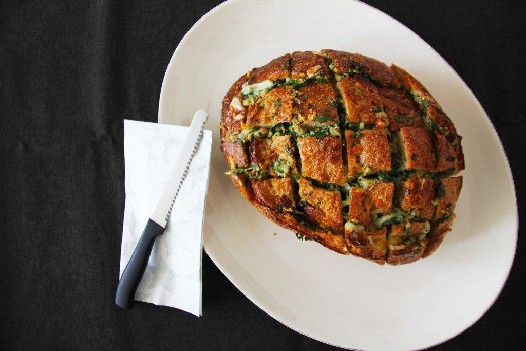 לחם שום - עמרי פולק