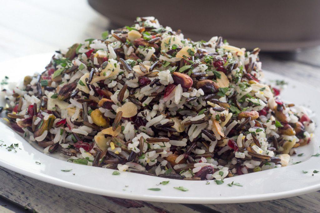 אורן נדלר - אורז הפתעות
