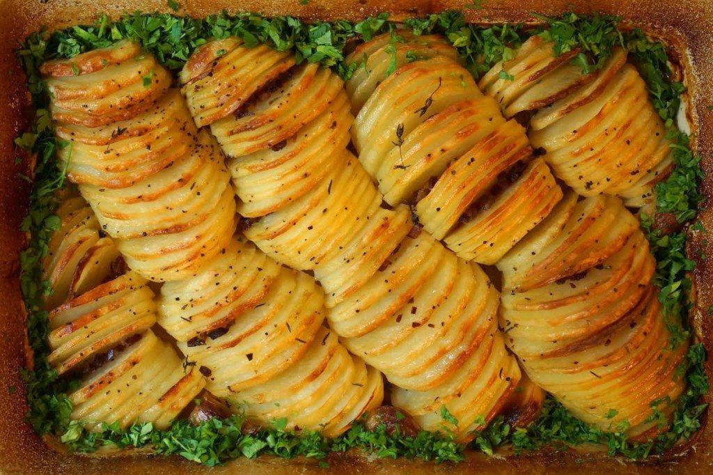 מירב גביש - מאפה תפוחי אדמה